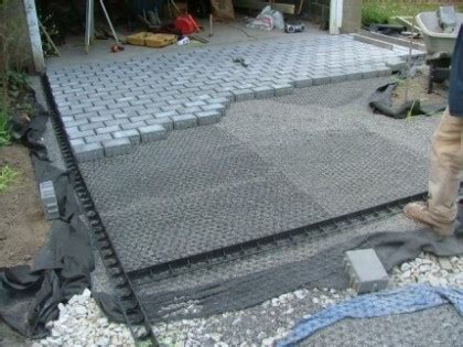 installing patio pavers paver installation archives managing home maintenance
