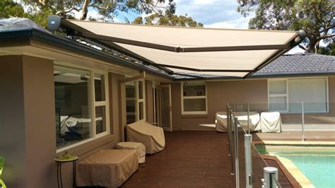 exterior rv retractable awning  retractable awning side shade  sunsetter retractable
