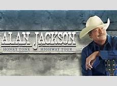 Alan Jackson Honky Tonk Highway Tour Bankers Life