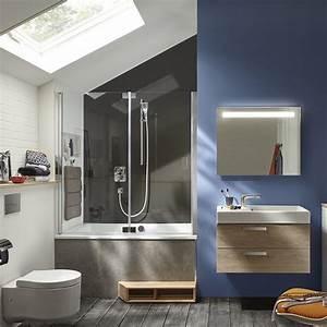 Baignoire Pour Deux : salle de bains pour deux comment l 39 am nager marie claire ~ Premium-room.com Idées de Décoration