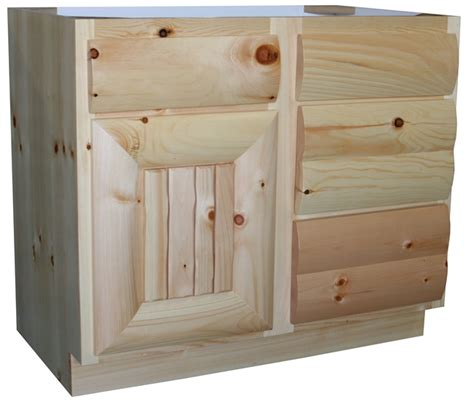 knotty pine bathroom vanity cabinets knotty pine vanity vanity cabinets pine log bathroom