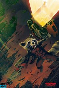 5 Awesome Mondo Posters For 'Guardians of the Galaxy' | We ...
