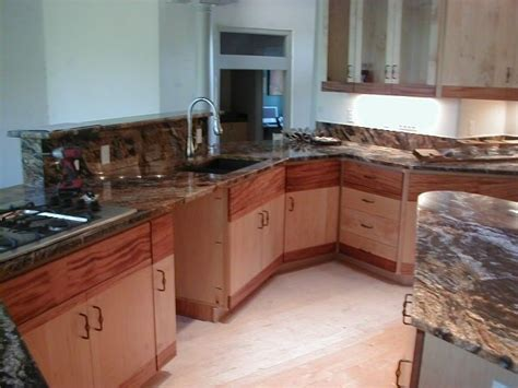 custom contemporary kitchen portland oregon  afc
