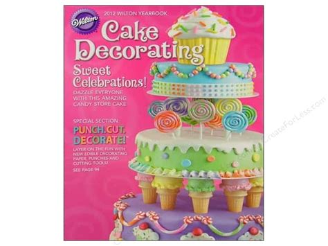 Cake Decorating Books Pdf by Wilton Cake Decorating Books