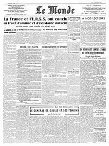 Le Monde  U2014 Wikip U00e9dia