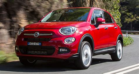 Fiat Price Range by Fiat 500x Range Fiat Sharpens 500x Price Goauto