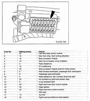 Diagram1994 Jaguar Xj6 Fuse Box Drawlucycom Ytliu Info