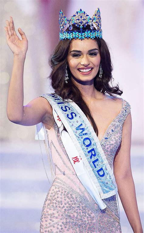 Miss World 2017 Winner Is Miss India Manushi Chhillar E