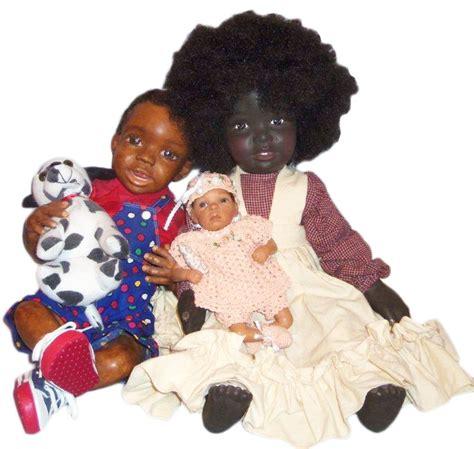 Black Is Beautiful Why Black Dolls Matter  Lisa Hix Medium