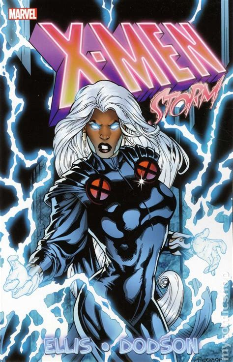 The best gifs are on giphy. X-Men Storm TPB (2013 Marvel) By Ellis and Dodson comic books