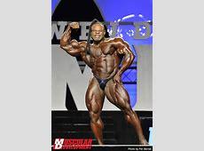 The making of a champion Kai Greene Evolution of