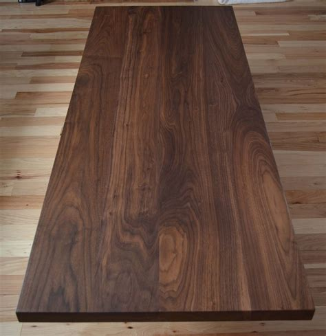 handmade modern solid walnut  powder coated steel