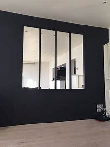 Ikea Miroir Rond : miroir nissedal noir en 2018 selection pinterest miroir verriere verriere et miroir ~ Teatrodelosmanantiales.com Idées de Décoration
