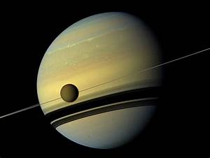 The Moons of Saturn