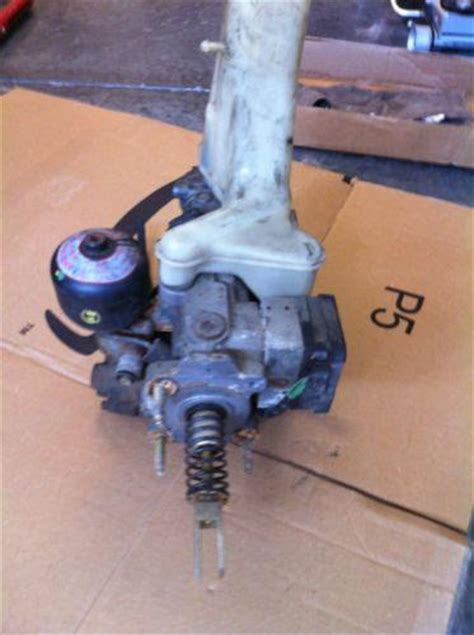 sell  saab  abs pump tcs unit motorcycle  winter