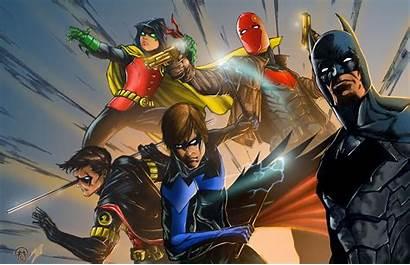 Robin Hood Nightwing Batman Dc Comics 4k