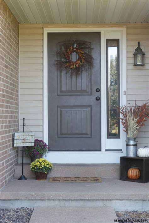 harvest porch decorating ideas fall porch decor ideas a cup full of sass