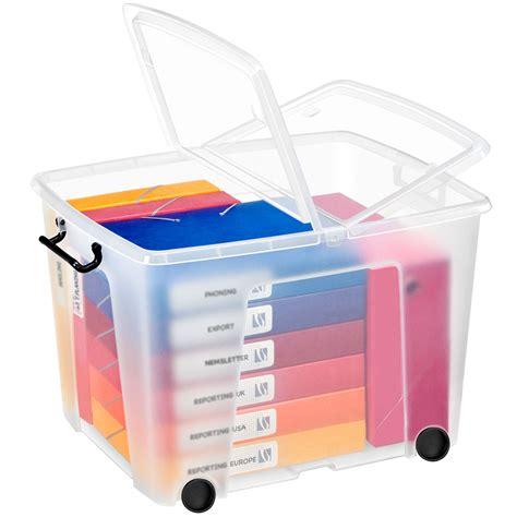 cep strata boite de rangement plastique avec roulettes 75 litres bo 238 te de rangement cep sur ldlc