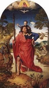 Saint Christophe Patron : 1000 images about saint christopher on pinterest patron saints saint christopher and travel ~ Medecine-chirurgie-esthetiques.com Avis de Voitures