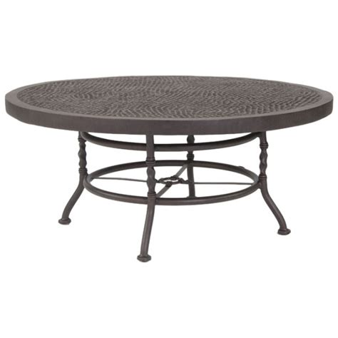 round patio coffee table outdoor patio coffee table round