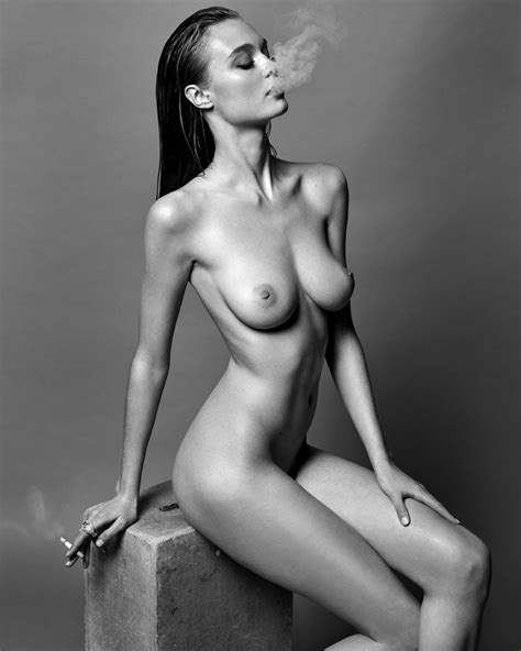 Denmark Model Signe Rasmussen Naked For Manuel Pandalis