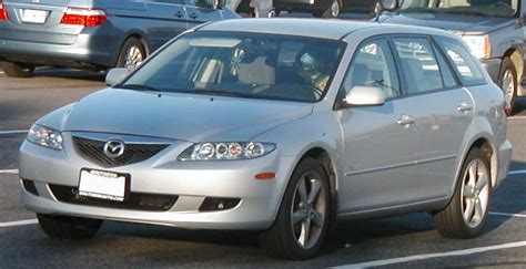 2006 Mazda 6 Wagon by 2006 Mazda 6 Wagon News Reviews Msrp Ratings With