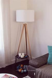 Lampe Sur Pied Scandinave : lampadaire scandinave ikea terrain a batir ~ Teatrodelosmanantiales.com Idées de Décoration