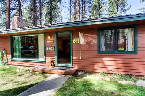 cabins south lake tahoe spruce grove s den cabin 2 bd vacation rental in