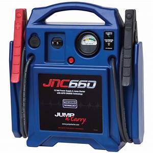 Jnc660 1700 Peak Amp 12 Volt Jump Starter