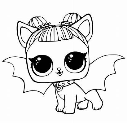 Lol Coloring Pages Pets Dolls