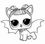 Lol Coloring Pages Pets Dolls sketch template