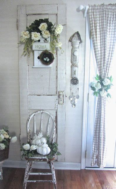 shabby chic curtain rod ideas curtain rods shabby chic and the doors on pinterest