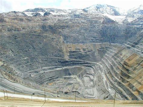 largest mines   world