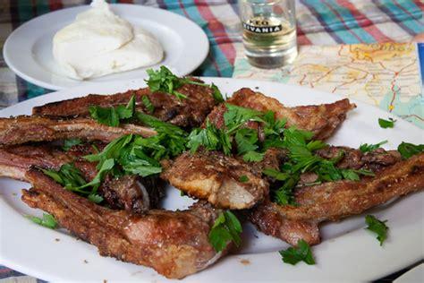 cuisine dishes tsamarella