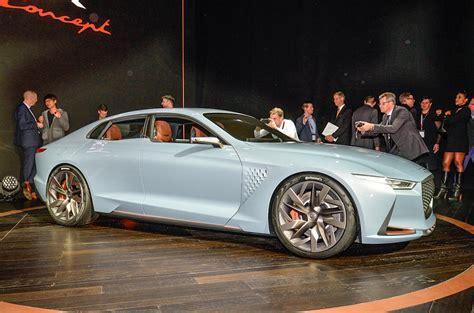 Hyundai Luxury Brand Genesis Set For 2018 Uk Debut