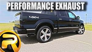 Pickup Truck Performance Exhaust System - Fast Facts