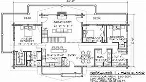 2 Story Log Cabin Floor Plans 2 Story Log Home Plans, log ...