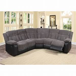 Mariella leather 6 piece modular sectional sofa for Mariella leather 6 piece modular sectional sofa
