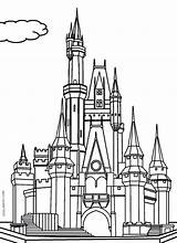 Castle Coloring Pages Lego Printable Simple Sheets Print Getcolorings sketch template