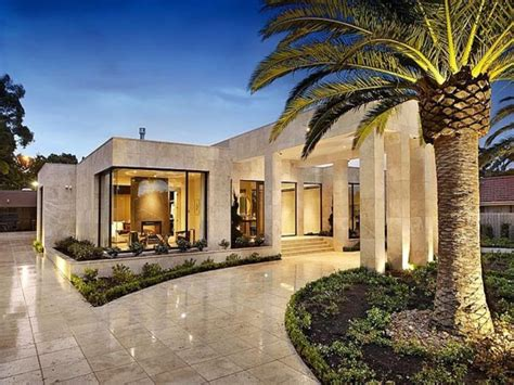 Single Level Home Designs by Single Level House Plans Luxury Single Level House In