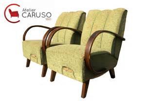 Poltrone Art Deco Anni '20 Vintage