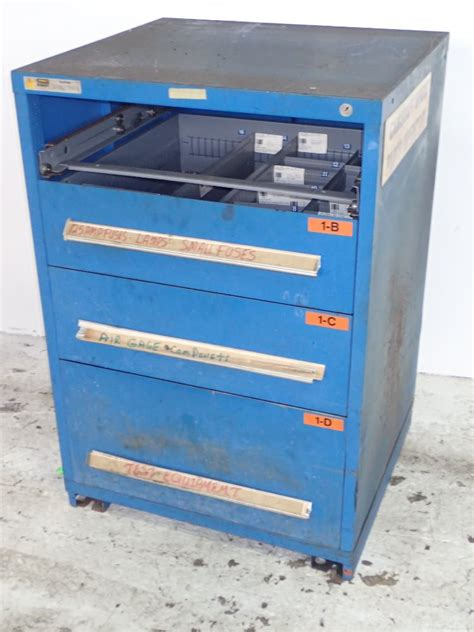 vidmar cabinets for sale stanley vidmar tool cabinet 306163 for sale used