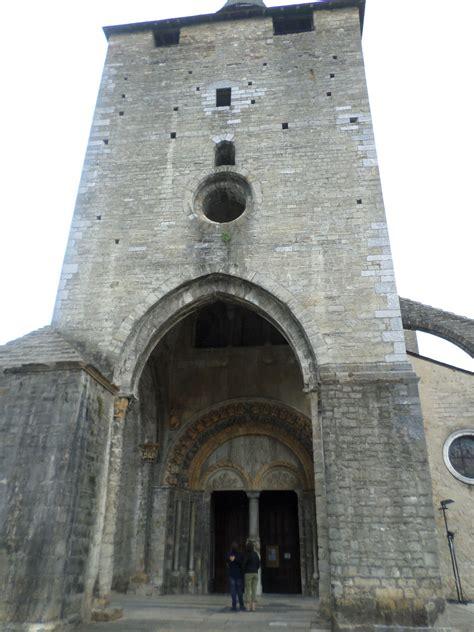 cathedral  sainte marie  oloron sainte marie