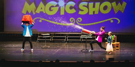 The Greatest Magic Show - KIDDO Mag