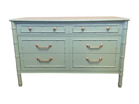 C Dresser Mckee International by Thomasville Faux Bamboo Dresser Chairish