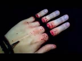 Fingers Cut Off Trick