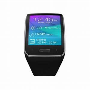 Samsung R750 Galaxy Gear S Verizon Wireless Smart Watch