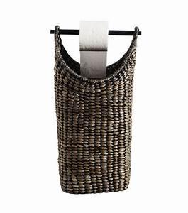 Maison Du Monde Panier À Linge : 22 id es de rangement pour votre papier toilette ~ Farleysfitness.com Idées de Décoration