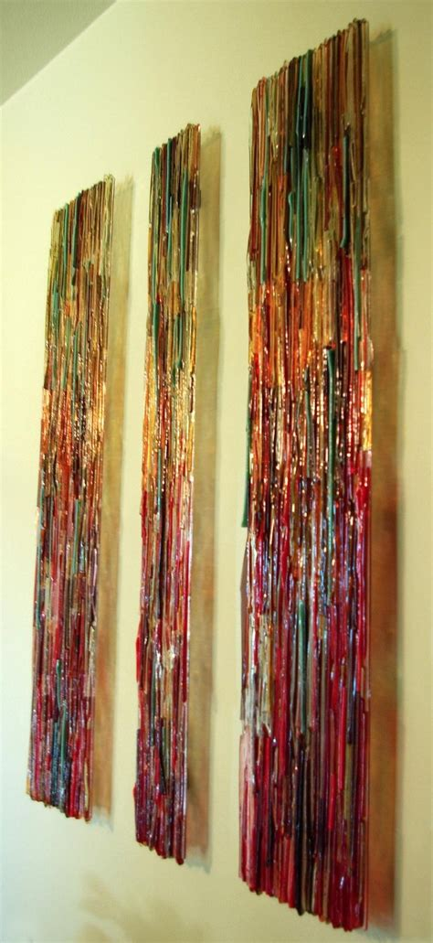 20 Top Fused Glass Wall Art Panels  Wall Art Ideas