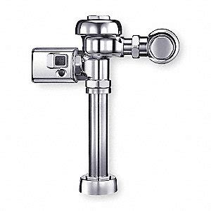 sloan  gpf single flush toilet automatic flush valve